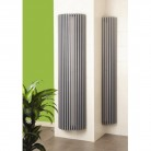 Apollo Bassano Vertical Round Radiator