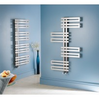 Apollo Genova Offset Towel Radiator