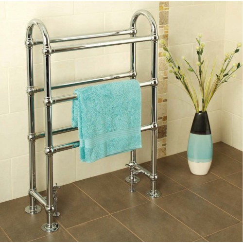 Apollo Ravenna CH Traditional Electric Towel Radiator