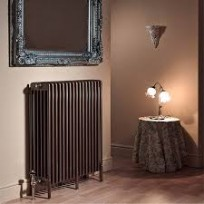 Apollo Roma Column Radiator With Feet