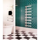 Bisque Alban Electric Towel Radiator