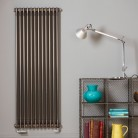 Bisque Classic Column Radiator In LACQUERED BARE METAL
