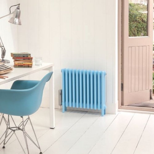Bisque Classic Electric Column Radiator