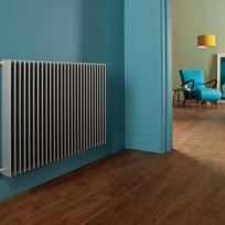 Bisque Finn Radiator