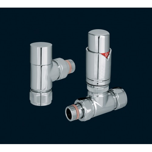 Bisque Valve Set T - MIXED Thermostatic Valves