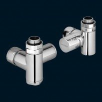 Bisque Valve Set UL - DUAL FUEL Manual, LEFT Hand Flow Valves