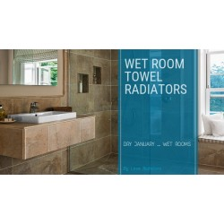Wet Room Towel Radiators