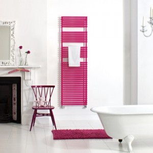 Coloured Towel Radiators