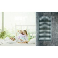 Eucotherm Bacchus Chrome Towel Radiator