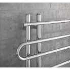 Eucotherm Mamba Chrome Towel Radiator