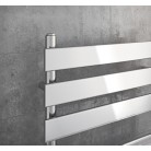 Eucotherm Primus Chrome Towel Radiator