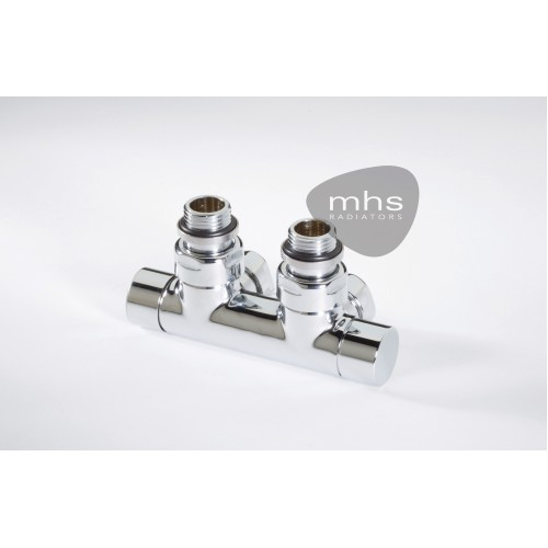MHS Valve - Twin Manual Angled Valves