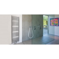 Vasco Malva Chrome Towel Radiator