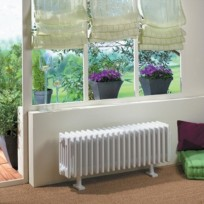 Zehnder Charleston Plinth Electric Radiator