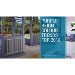 Purple Reign ... Colour trends for 2018